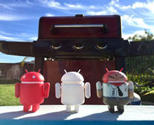 Android BBQ