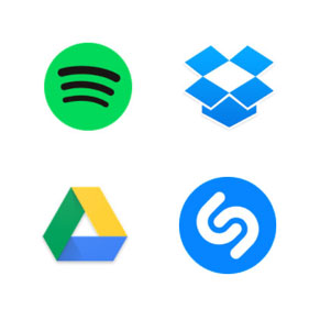 sample app icons