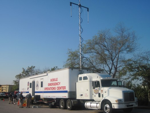 Mobile Emergency Center