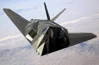 photo of Lockheed F 117 Nighthawk